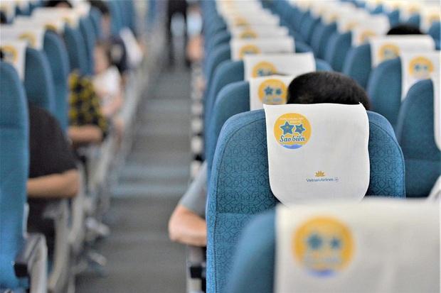 Vietnam Airlines tung hàng loạt chú sao biển bằng bông trên các chuyến bay khiến dân mạng siêu thích thú, và đằng sau còn ẩn chứa một ý nghĩa đặc biệt - Ảnh 2.