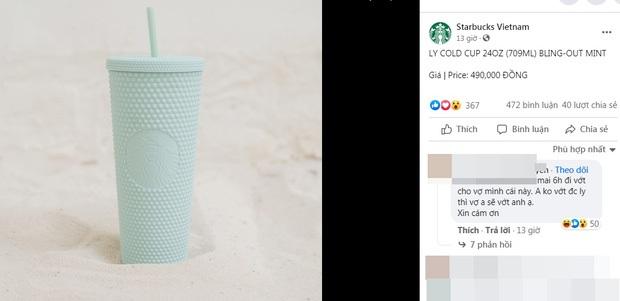 Trên tay cốc Starbucks sầu riêng hot nhất hôm nay: Xem có gì mà dân tình đảo điên từ sáng sớm, chấp nhận mua lại giá gấp 5 - Ảnh 2.