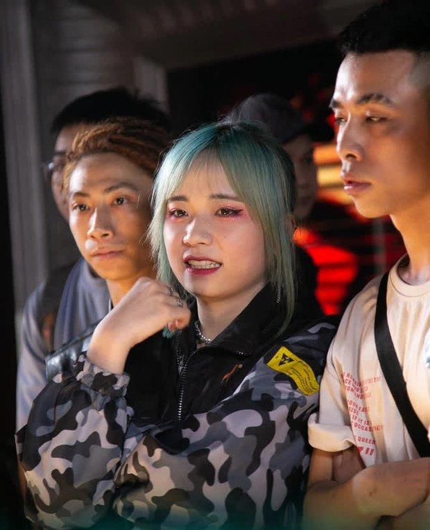 Chủ nhân thảm họa Gái Việt Đi Vào Bar gây xôn xao khi xuất hiện ở vòng casting Rap Việt - Ảnh 1.