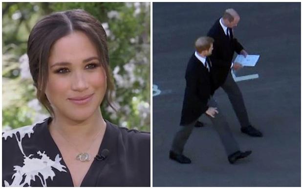Tiết lộ lý do thực sự khiến 2 anh em Harry nói chuyện với nhau sau tang lễ ông nội và yêu cầu đặc biệt của Hoàng tử William - Ảnh 2.