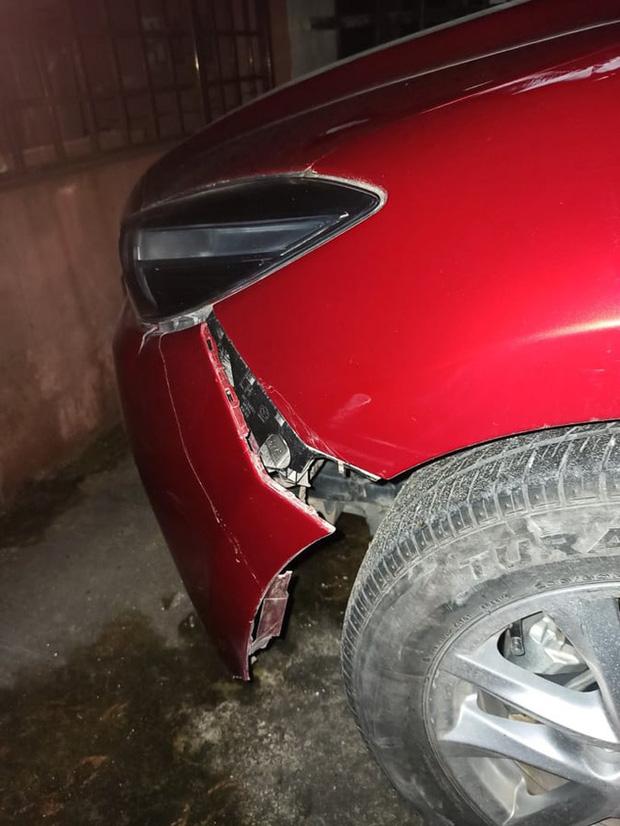 Tài xế ô tô tông CSGT nguy kịch, để xe ở khách sạn rồi bỏ trốn - Ảnh 1.