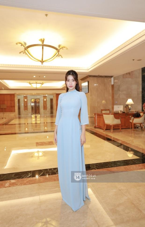 """""""Camera thường"""" chấm điểm loạt Hoa hậu tại event: Lương Thuỳ Linh ốm đi trông thấy, Đỗ Mỹ Linh nền nã lấn át cả đàn em - Ảnh 5."""