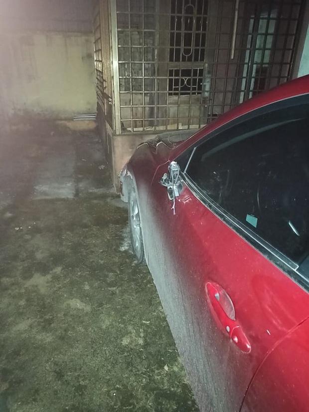 Tài xế ô tô tông CSGT nguy kịch, để xe ở khách sạn rồi bỏ trốn - Ảnh 3.