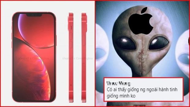 """Trước sự kiện Apple đêm nay, CĐM đồn thổi về mẫu iPhone mới, cụm camera nhìn như """"người ngoài hành tinh"""" - Ảnh 4."""
