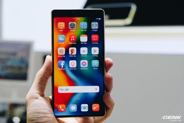 Cận cảnh Bphone B60: Smartphone bị BKAV khai tử tại Việt Nam để xuất sang châu Âu phục vụ các yếu nhân - Ảnh 10.
