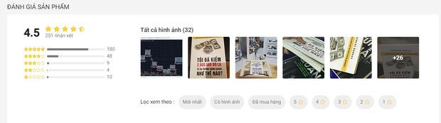 6 cuốn sách dạy cách làm giàu bán chạy nhất ở Tiki: 3 cuốn đầu còn có giá rẻ nhất thị trường - Ảnh 10.