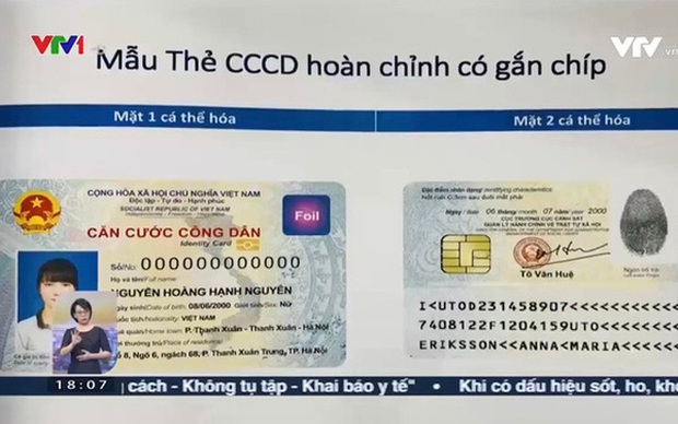 Con chip trên thẻ CCCD mới chứa những thông tin gì, tiện lợi ra sao, có chức năng định vị không? - Ảnh 1.