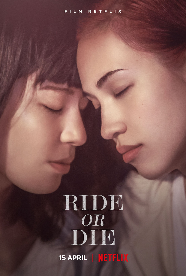 Ride or Die: Phim đồng tính nữ 18+ non tay, lạm dụng cảnh nóng gây sốc - Ảnh 1.