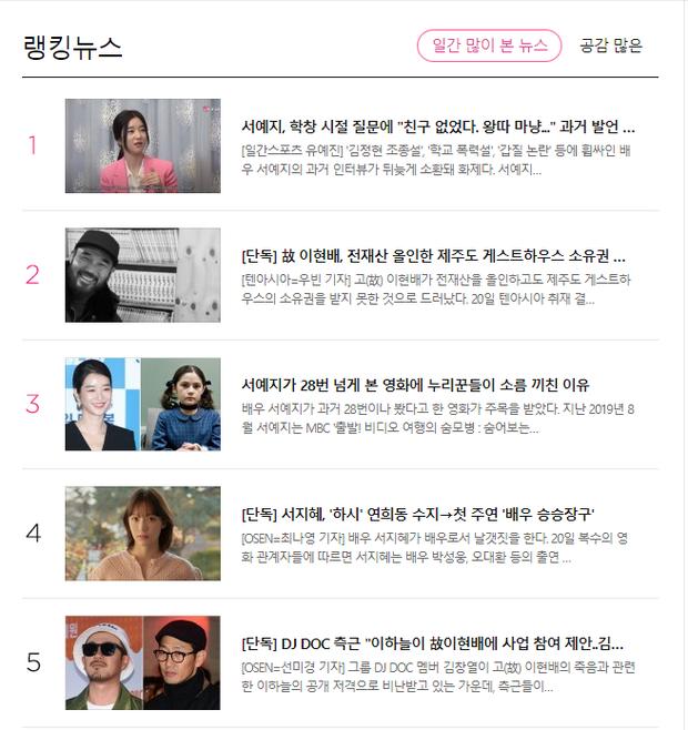 Top 1 Naver hiện giờ: Seo Ye Ji tự bóc tính cách qua bài phỏng vấn, bị cô lập chứ không phải kẻ bắt nạt như lời đồn? - Ảnh 3.
