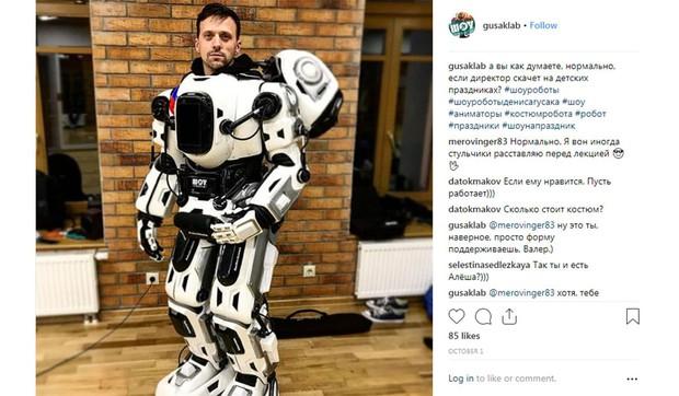 Chú robot lên TV nhưng thông minh đáng ngờ, sự thật không hề giả trân từ NSX khiến cả nước Nga phát cáu - Ảnh 6.