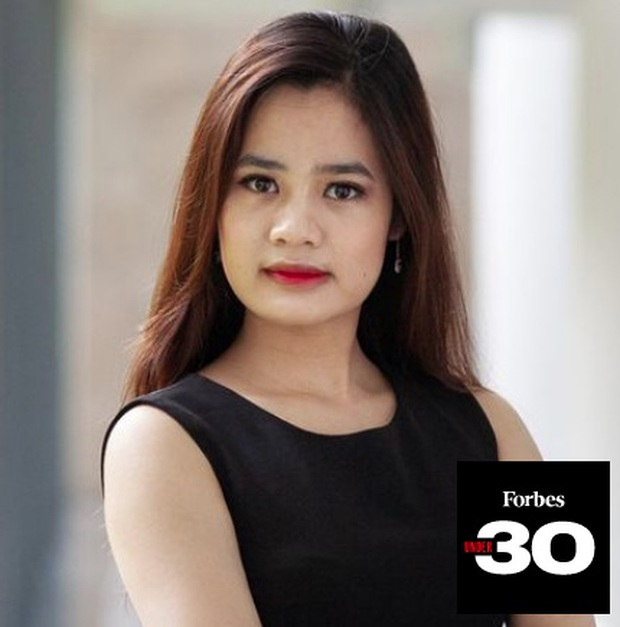 Châu Bùi lọt vào danh sách 30 Under 30 toàn châu Á năm 2021 do tạp chí Forbes bình chọn - Ảnh 5.