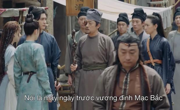 Địch Lệ Nhiệt Ba rủ cả làng nhảy Ghen Cô Vy chống dịch ở Trường Ca Hành tập 35 - 36? - Ảnh 4.