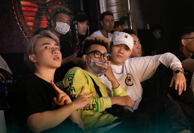 Dàn thí sinh Rap Việt mùa 1 tại casting Rap Việt miền Bắc: Kẻ đến tranh tài, người đi cổ vũ hội anh em - Ảnh 5.