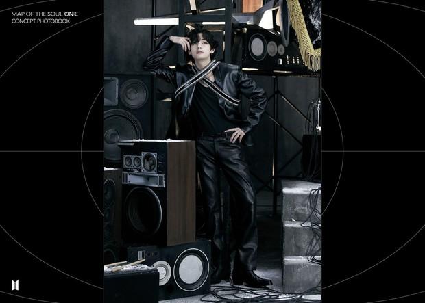 BTS tung một lúc 2 bộ ảnh concept vừa cool ngầu ma mị vừa trong veo, visual cận mặt đẹp ná thở - Ảnh 10.
