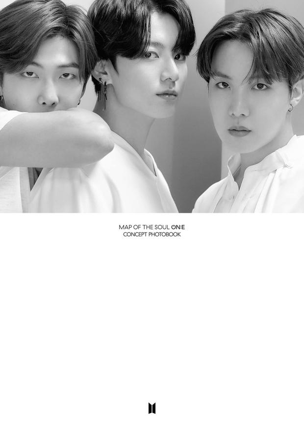 BTS tung một lúc 2 bộ ảnh concept vừa cool ngầu ma mị vừa trong veo, visual cận mặt đẹp ná thở - Ảnh 24.