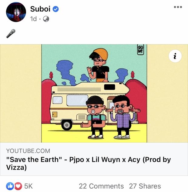 Dàn thí sinh vừa casting Rap Việt mùa 2 đã được cựu HLV Suboi share hẳn nhạc ủng hộ! - Ảnh 4.