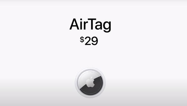 Sự kiện Apple: AirTag chính thức xuất hiện, giá gần 700 nghìn - Ảnh 4.