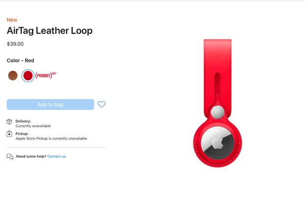 Hút máu kiểu Apple: Bán AirTag giá rất rẻ, nhưng móc treo thì đắt gấp đôi - Ảnh 4.
