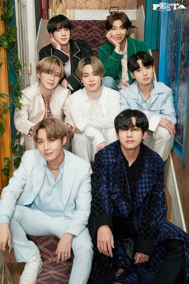 Rộ tin cả 7 thành viên BTS cùng nhập ngũ vào năm 2022 sau vụ bị 26 công ty giải trí ngầm chống lại - Ảnh 2.