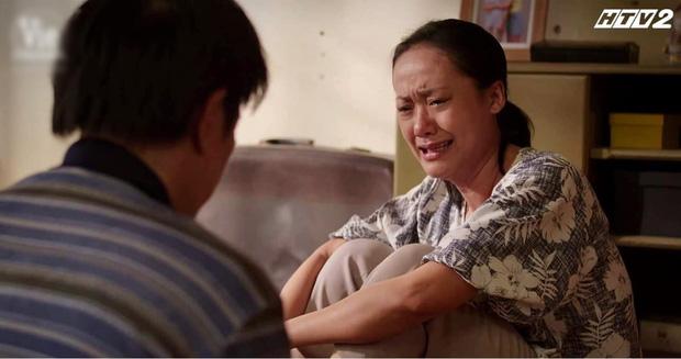 Bị đuổi khỏi nhà, thánh ăn hại Trương Thế Vinh bán thân giá một tỷ ở Cây Táo Nở Hoa tập 9 - Ảnh 1.