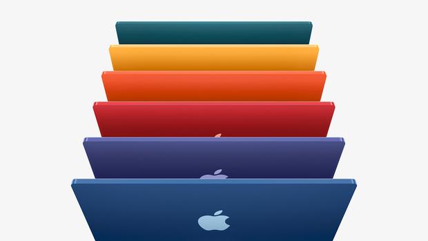 Sự kiện Apple: iMac mới có 7 màu sắc như đồ chơi, giá thấp nhất 30 triệu đồng, đặt hàng từ 30/4 - Ảnh 9.