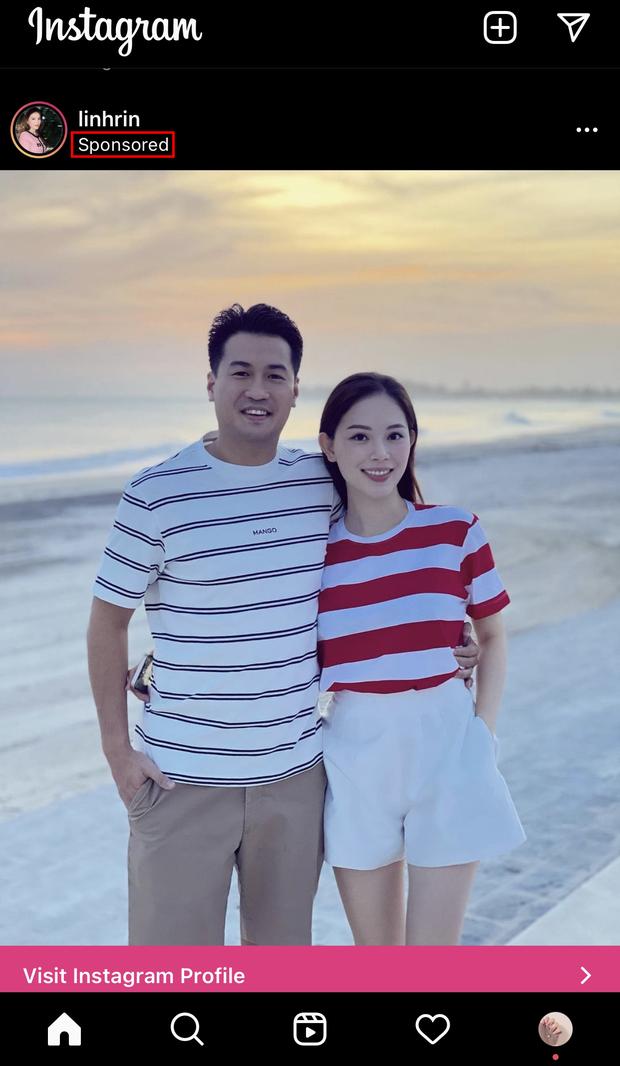 Linh Rin bỏ tiền chạy quảng cáo ảnh couple với con trai tỷ phú Johnathan Hạnh Nguyễn? - Ảnh 2.