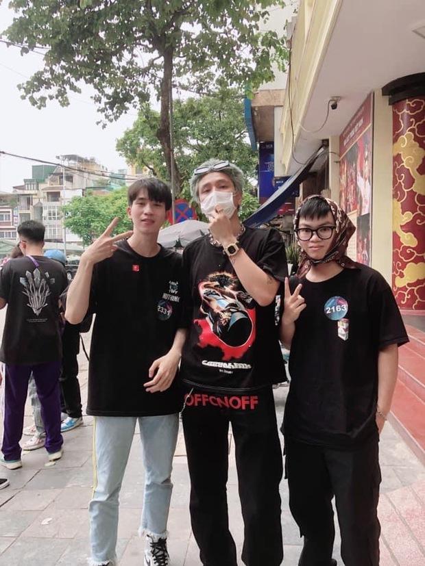 """Xuất hiện nam thí sinh casting Rap Việt khiến fan khẳng định: """"Đậu nha! Đậu vào tim em!"""" - Ảnh 4."""