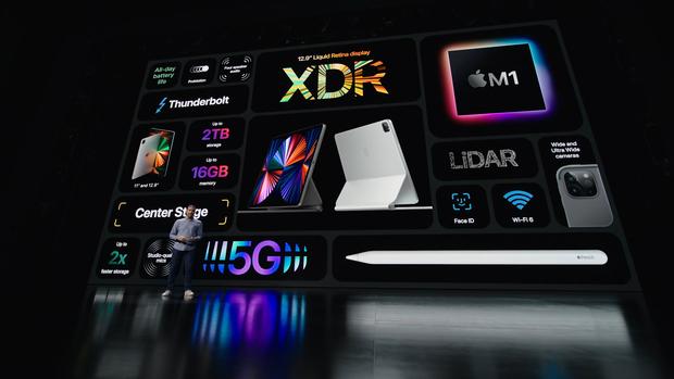 Nhìn lại toàn cảnh sự kiện Apple: iMac, iPad Pro mới, AirTag lần đầu tiên xuất hiện và còn nhiều thứ khác nữa! - Ảnh 9.