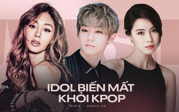 Sắp chạm đến đỉnh vinh quang của sự nghiệp lại đột ngột từ giã ngành giải trí, 5 idol Kpop khiến fan tiếc nuối - Ảnh 1.