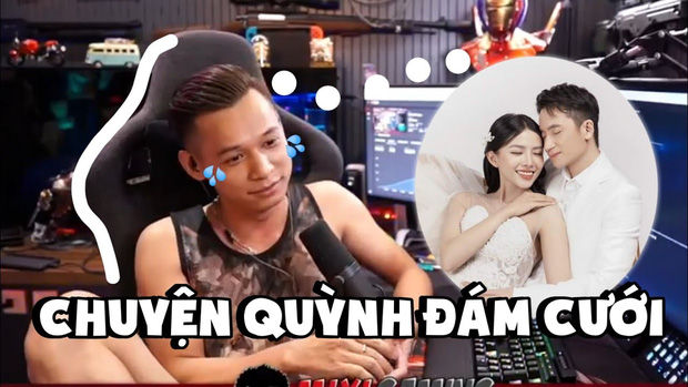 Độ Mixi chúc mừng idol Phan Mạnh Quỳnh cưới vợ nhưng trớ trêu lại bị fan bóc phốt lươn lẹo trốn stream - Ảnh 4.