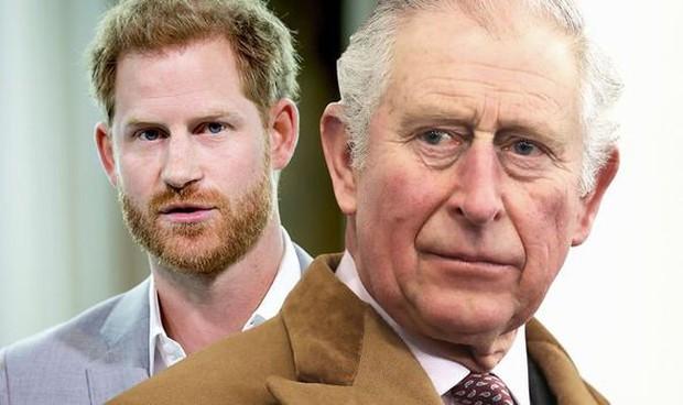 Tiết lộ lá thư Harry viết cho cha trước khi về dự tang lễ Hoàng tế Philip với lời hứa danh dự và cái giá phải trả cho sự phản bội - Ảnh 1.