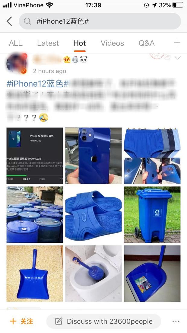 iPhone 12 màu tím leo lên bảng hot search Weibo, dân xứ Trung mê mẩn không kém gì ai! - Ảnh 5.