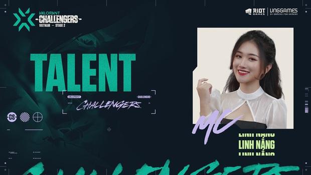 Chiêm ngưỡng nhan sắc rạng ngời của Linh Nắng - Nữ MC giải đấu VALORANT đang khiến cộng đồng ráo riết tìm info - Ảnh 1.