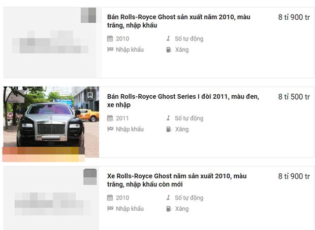 Siêu xe Rolls-Royce mới tậu của Ngọc Trinh thực ra chỉ là dòng đã qua sử dụng, giá không đến 30 tỷ đồng? - Ảnh 4.