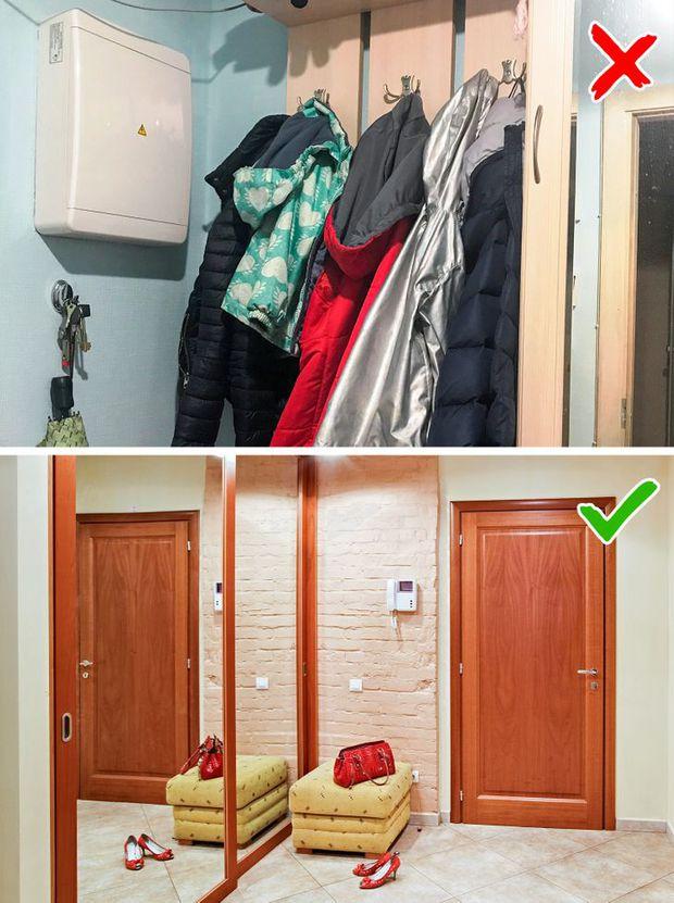 8 thói quen xấu khiến nhà cửa bừa bộn, kém duyên ngay khi vừa bước vào - Ảnh 1.