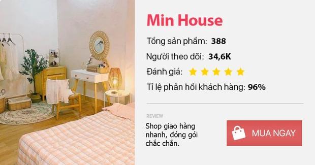 4 shop bán đồ decor nhà cửa siêu đẹp trên Shopee, giá lại rẻ bất ngờ - Ảnh 13.