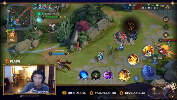ProE gáy để cầm tướng này thì team Lai Bâng tập xác định, cả hai cà khịa lẫn nhau ngay trên livestream - Ảnh 3.