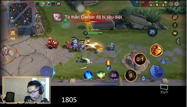 ProE gáy để cầm tướng này thì team Lai Bâng tập xác định, cả hai cà khịa lẫn nhau ngay trên livestream - Ảnh 4.