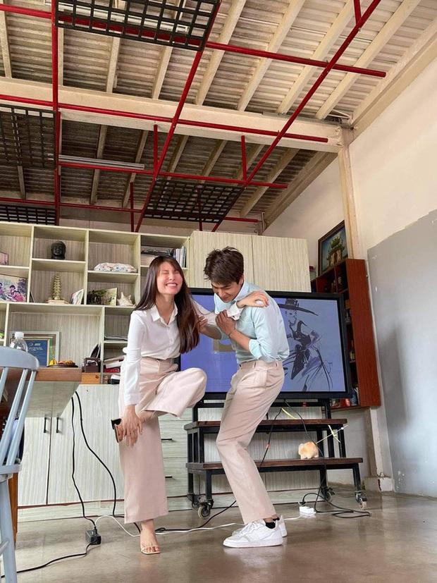 Hết Minh Hằng rồi đến Diễm My 9x khoe style công sở chuẩn sành điệu, thanh lịch trong phim mới - Ảnh 6.