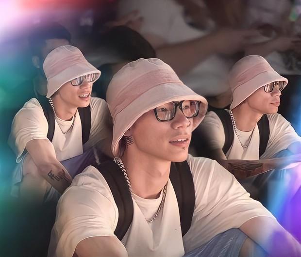 Dàn thí sinh Rap Việt mùa 1 tại casting Rap Việt miền Bắc: Kẻ đến tranh tài, người đi cổ vũ hội anh em - Ảnh 4.