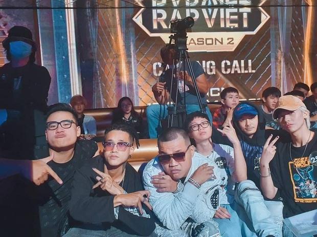 Rap Việt mùa 2 gây nhiễu ngay từ vòng casting: Sức hút thực tế hay chiêu trò là nhiều? - Ảnh 8.