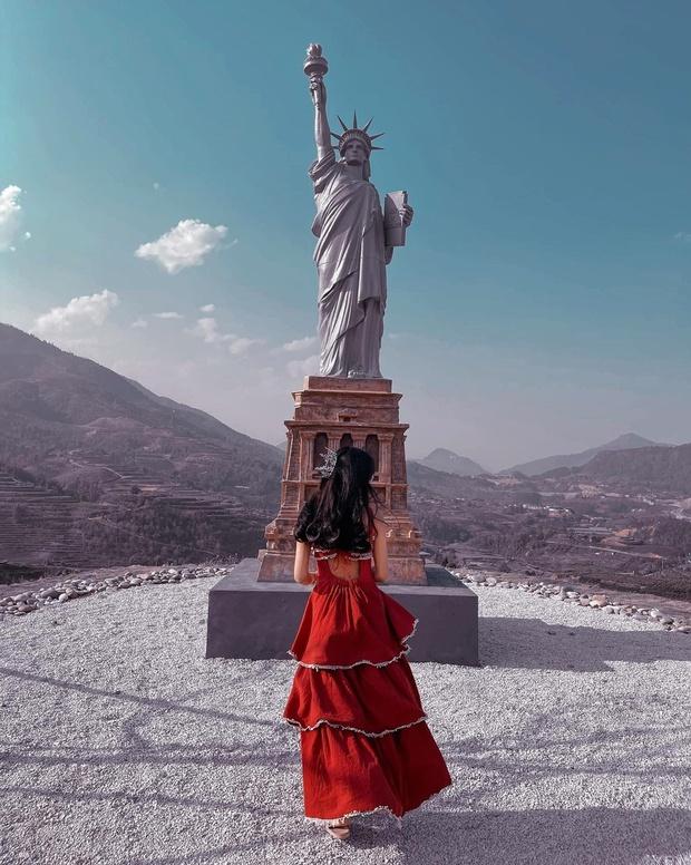 Chủ tượng Nữ thần Tự do phiên bản đột biến ở Sa Pa: Bỏ tiền và nước mắt, nhưng sản phẩm bị ném đá, đau lắm! - Ảnh 3.