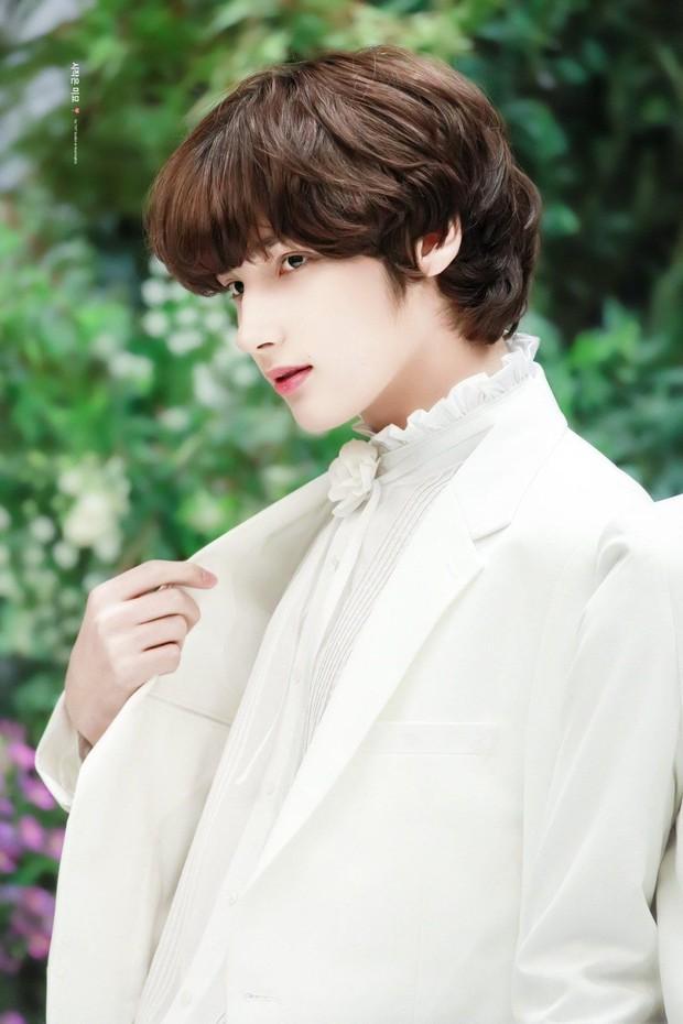 Loạt idol lai đình đám nhất Kpop: Bông hồng lai Somi lột xác cực sexy, nam thần được ví như Leonardo DiCaprio thời trẻ là ai? - Ảnh 14.