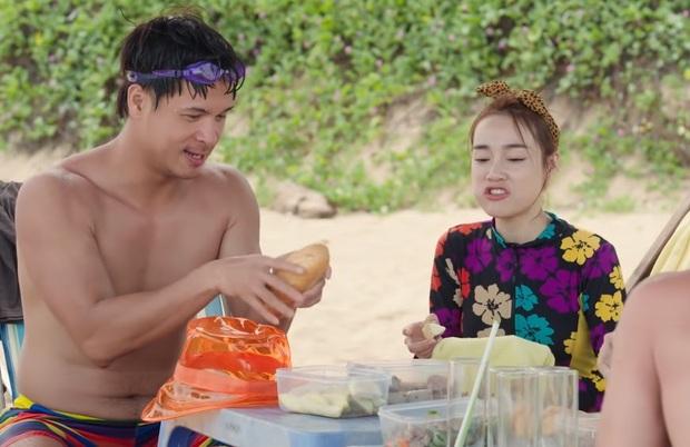 Body Trương Thế Vinh ở Cây Táo Nở Hoa khiến netizen khóc thét: Voi Biển mlem của tui đâu rồi? - Ảnh 1.