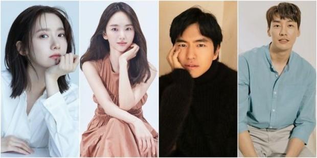 Yoona, Lee Dong Wook, Lee Kwang Soo cùng hàng chục diễn viên đình đám tụ hội trong dự án khủng - Ảnh 3.