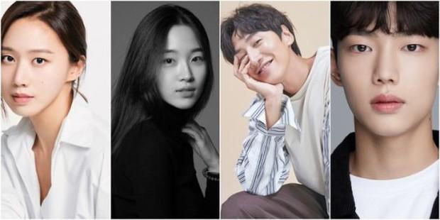 Yoona, Lee Dong Wook, Lee Kwang Soo cùng hàng chục diễn viên đình đám tụ hội trong dự án khủng - Ảnh 4.