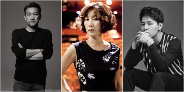Yoona, Lee Dong Wook, Lee Kwang Soo cùng hàng chục diễn viên đình đám tụ hội trong dự án khủng - Ảnh 5.