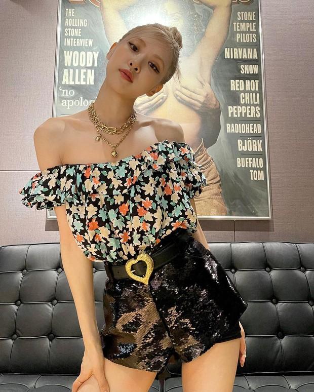 Muốn biết Rosé là đại sứ có tâm thế nào với Tiffany & Co, nhìn vào cổ của cô là biết ngay! - Ảnh 5.