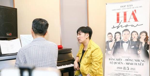 Quang Hà đầu tư 11 tỷ làm liveshow nhưng thừa nhận không có lời, làm show xong lại chạy show kiếm tiền trả nợ - Ảnh 2.