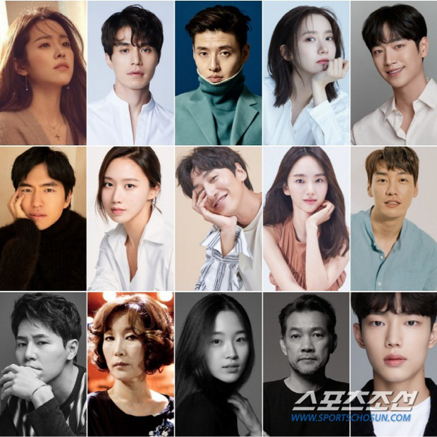 Yoona, Lee Dong Wook, Lee Kwang Soo cùng hàng chục diễn viên đình đám tụ hội trong dự án khủng - Ảnh 1.